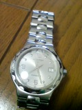 ロンジンの腕時計